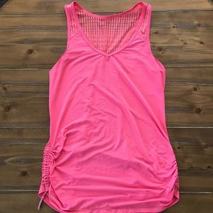 LULULEMON Pink Fly and Tie